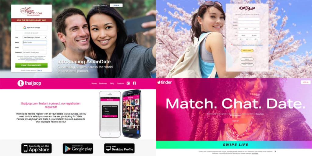 Best Asian Dating Sites and Apps in 2020